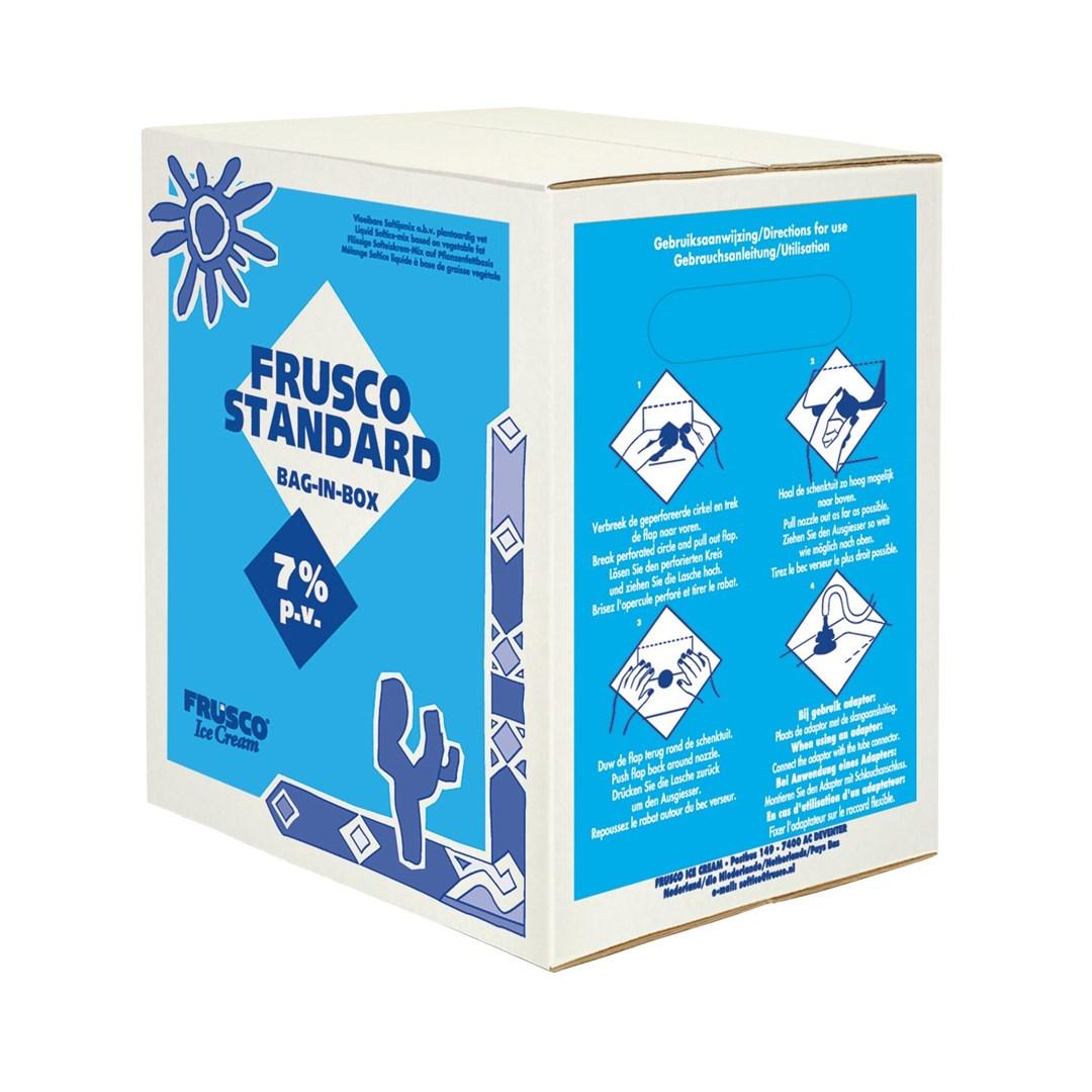 Productafbeelding Frusco Standaard IJsmix Vloeibaar 7% PV