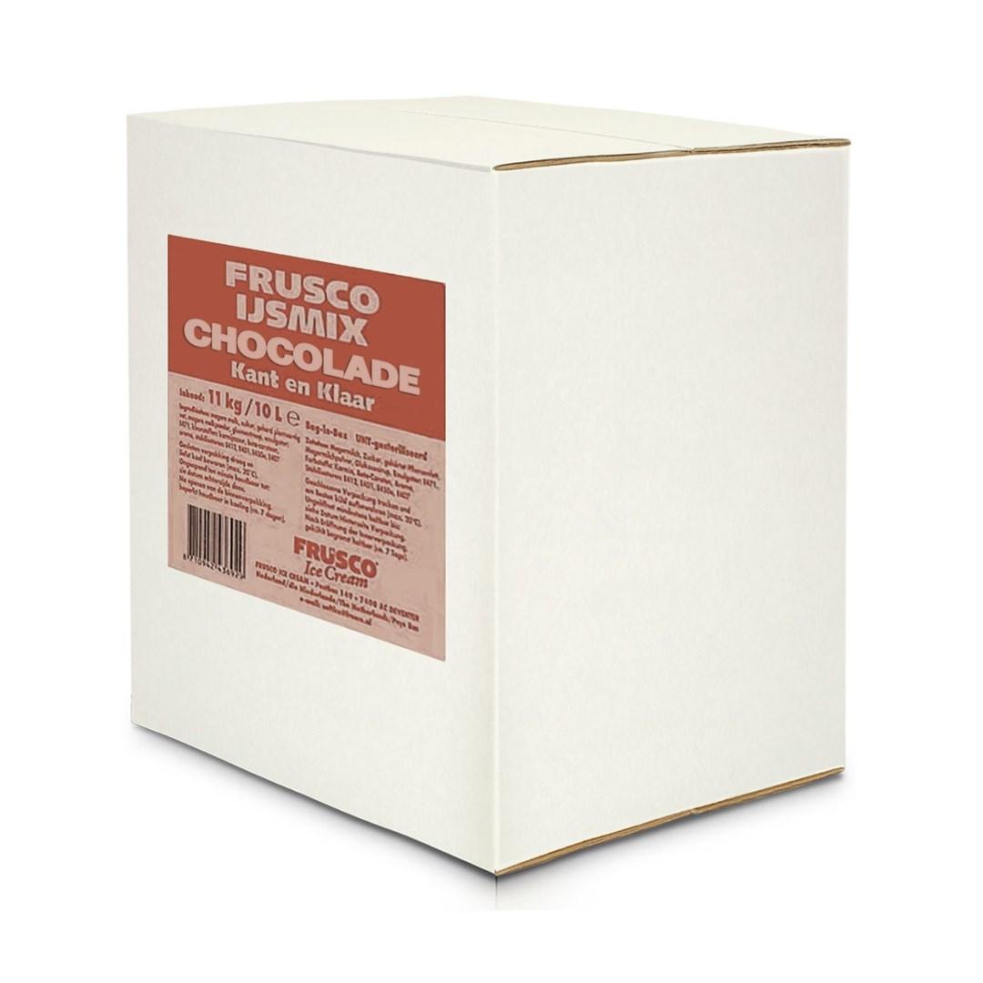 Productafbeelding Frusco Chocolade IJsmix Vloeibaar 7% PV