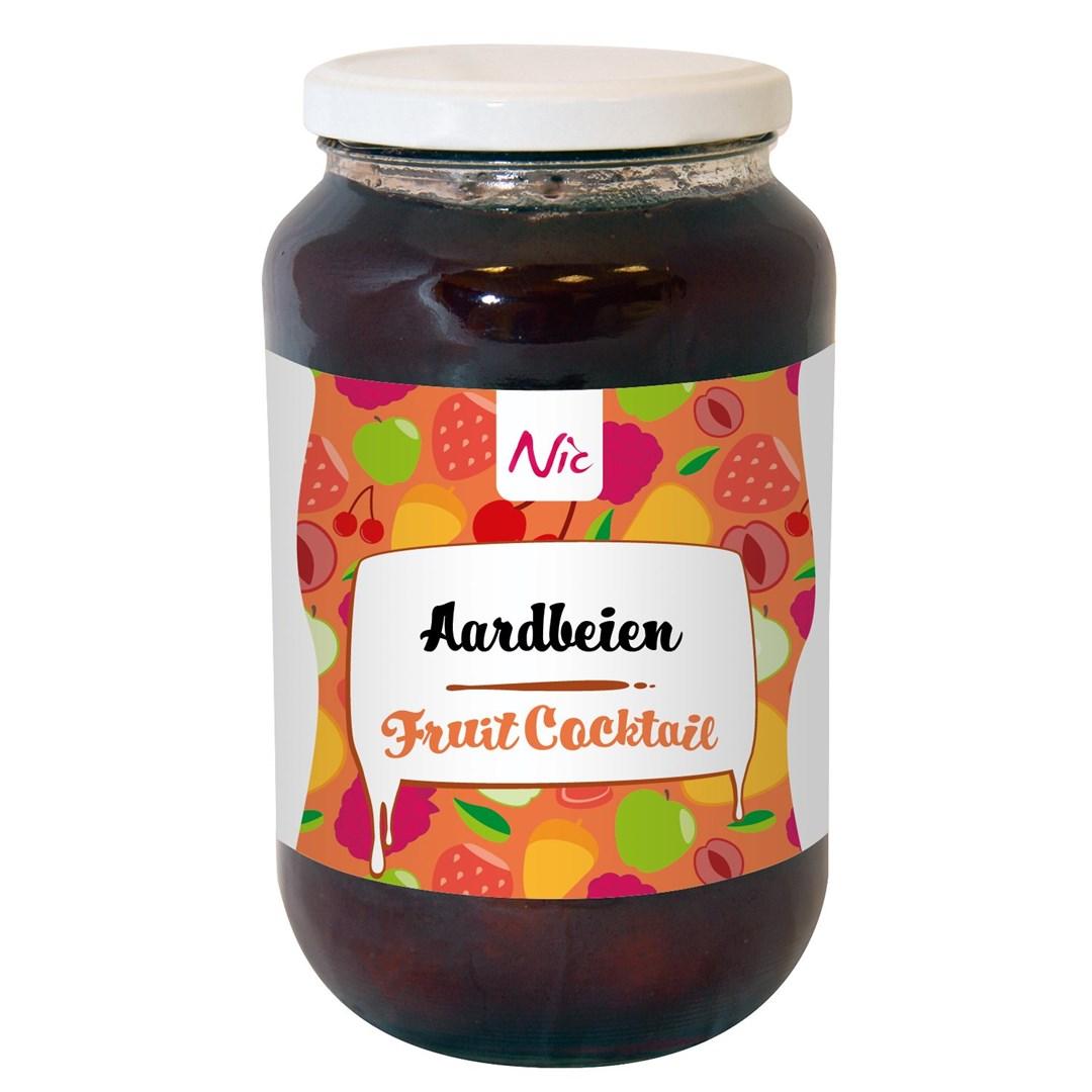 Productafbeelding Aardbeien Fruitcocktail
