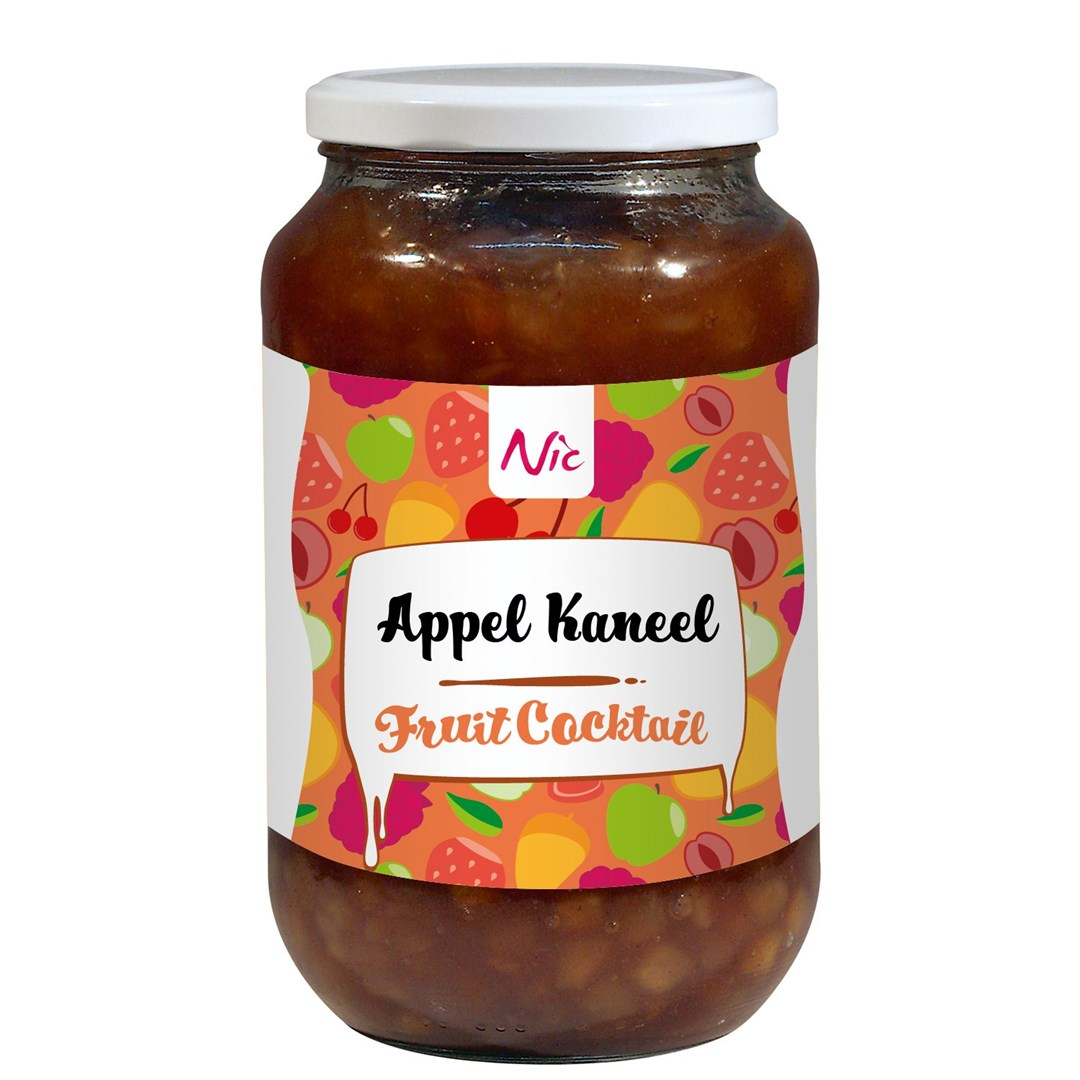 Productafbeelding Appel Kaneel Fruitcocktail