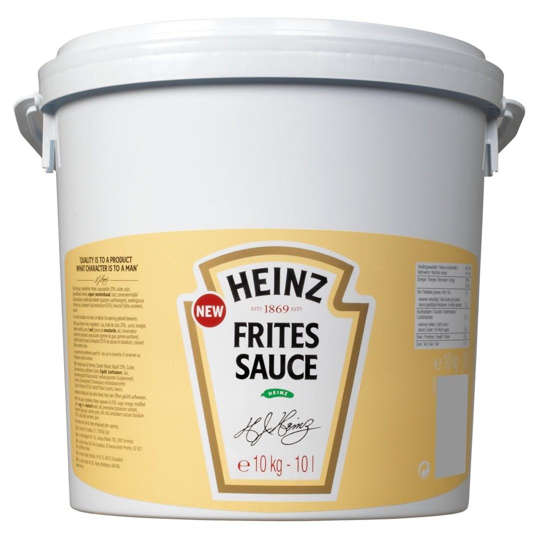 Productafbeelding Heinz Frites Sauce
