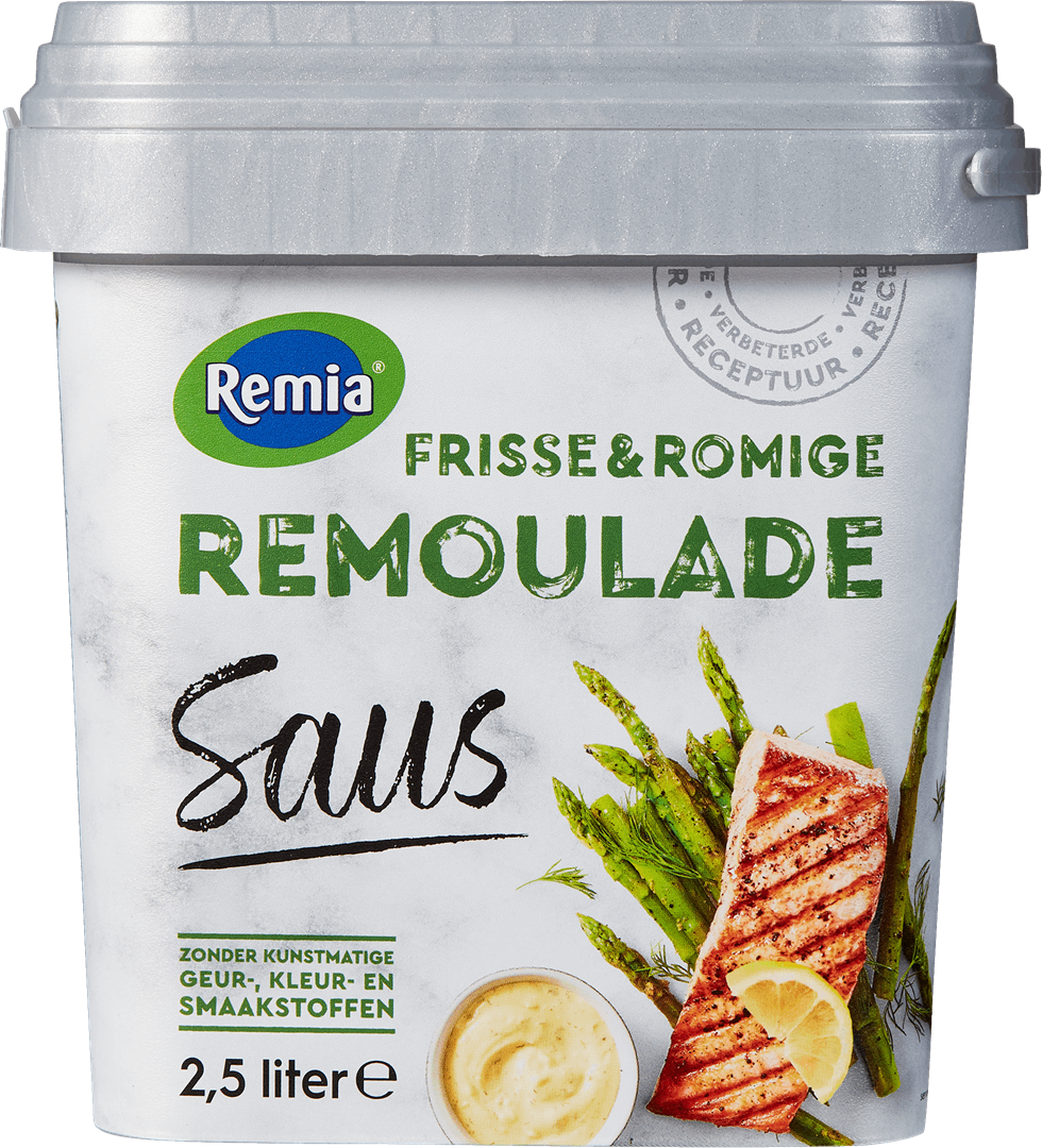 Productafbeelding Remia Remoulade Saus | Emmer 2,5 L
