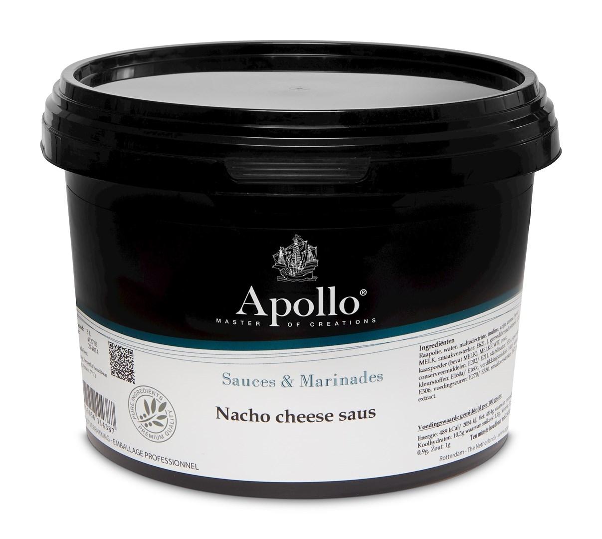 Productafbeelding Nacho cheese saus a 4,5 kg