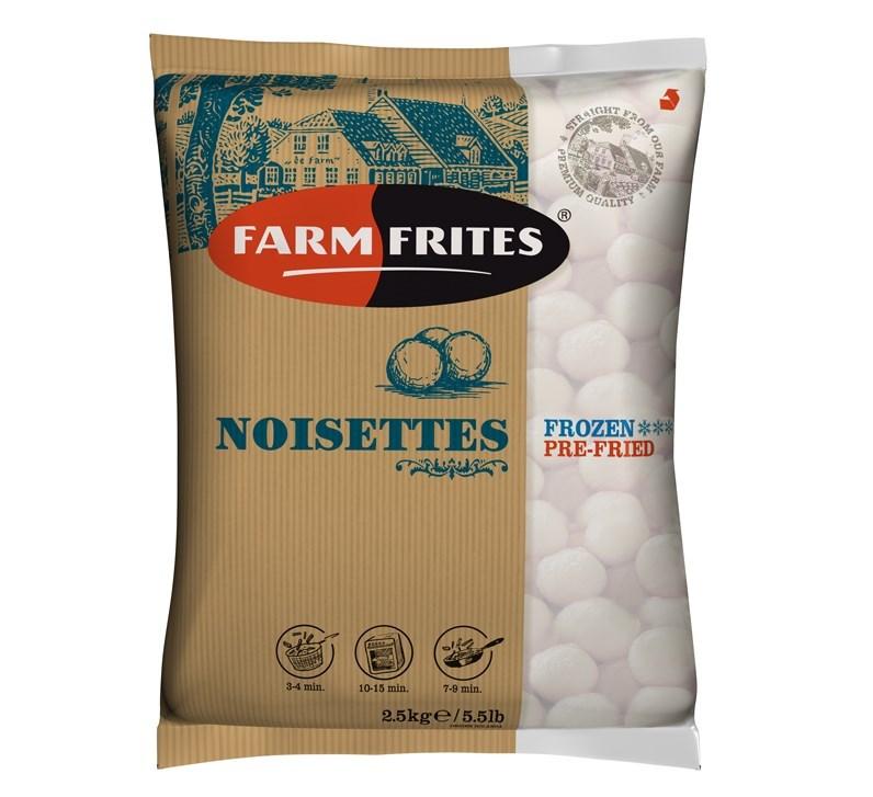 Productafbeelding Farm Frites® Noisettes 2,5kilogram