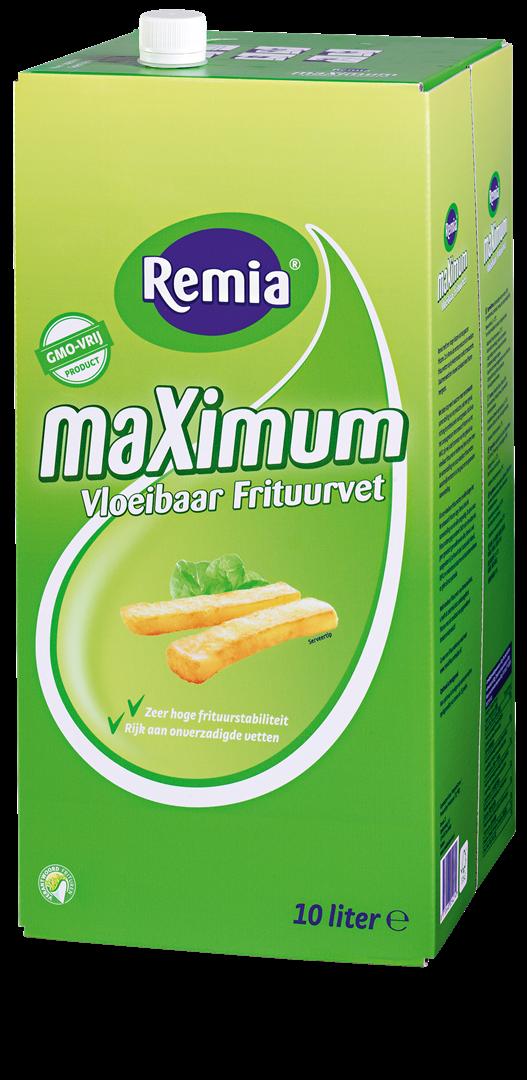 Productafbeelding Remia Frituurvet Maximum | Bag-in-Box 1 x 10 L