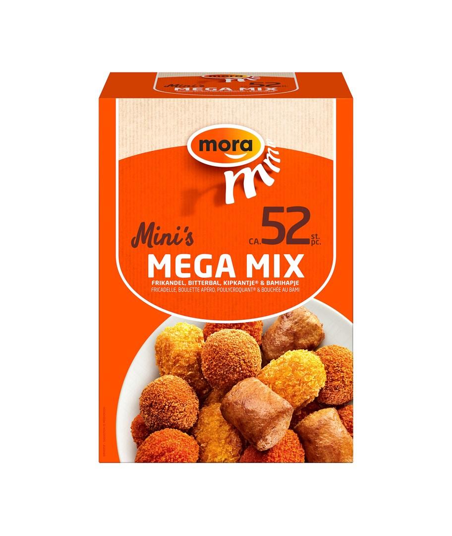 Productafbeelding 9550 Mega Mix 962g