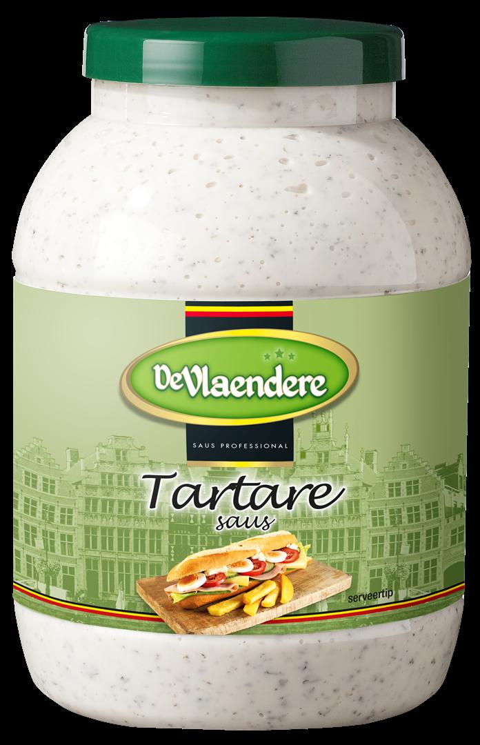Productafbeelding DeVlaendere Tartaresaus | Bokaal 3 L