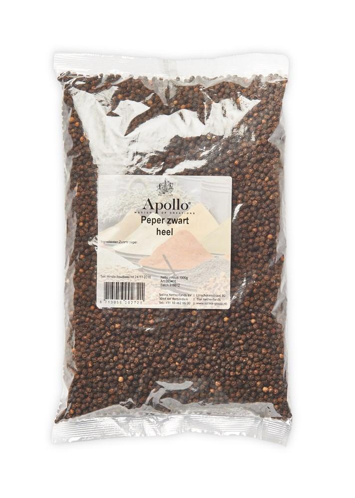 Productafbeelding peper zwart heel a 1 kg