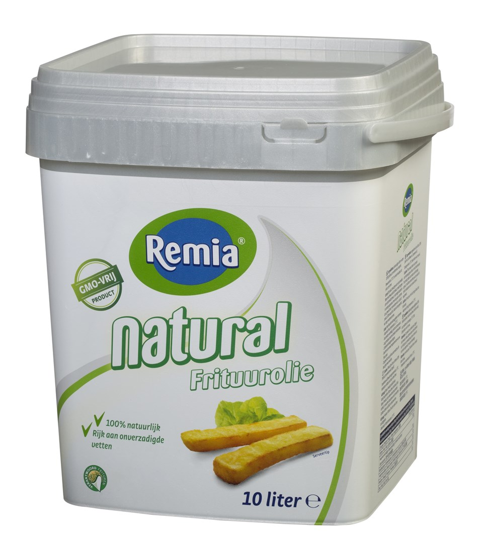 Productafbeelding Remia Natural Frituurolie | Emmer 10 L