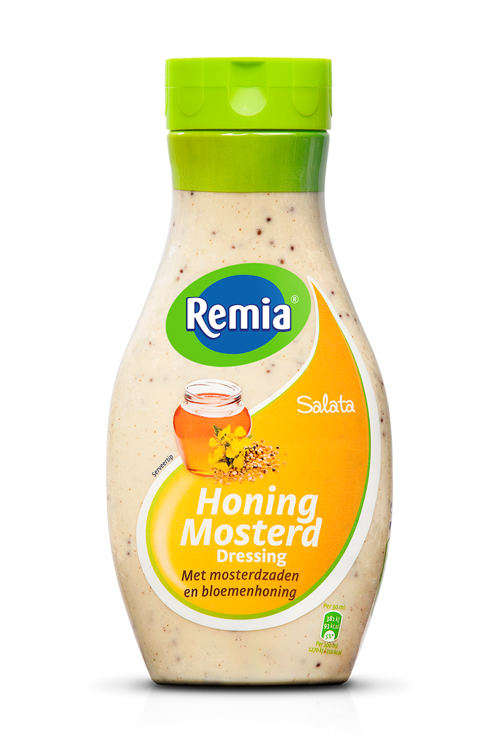Productafbeelding Remia Salata Honing Mosterd | Tube 500 ML