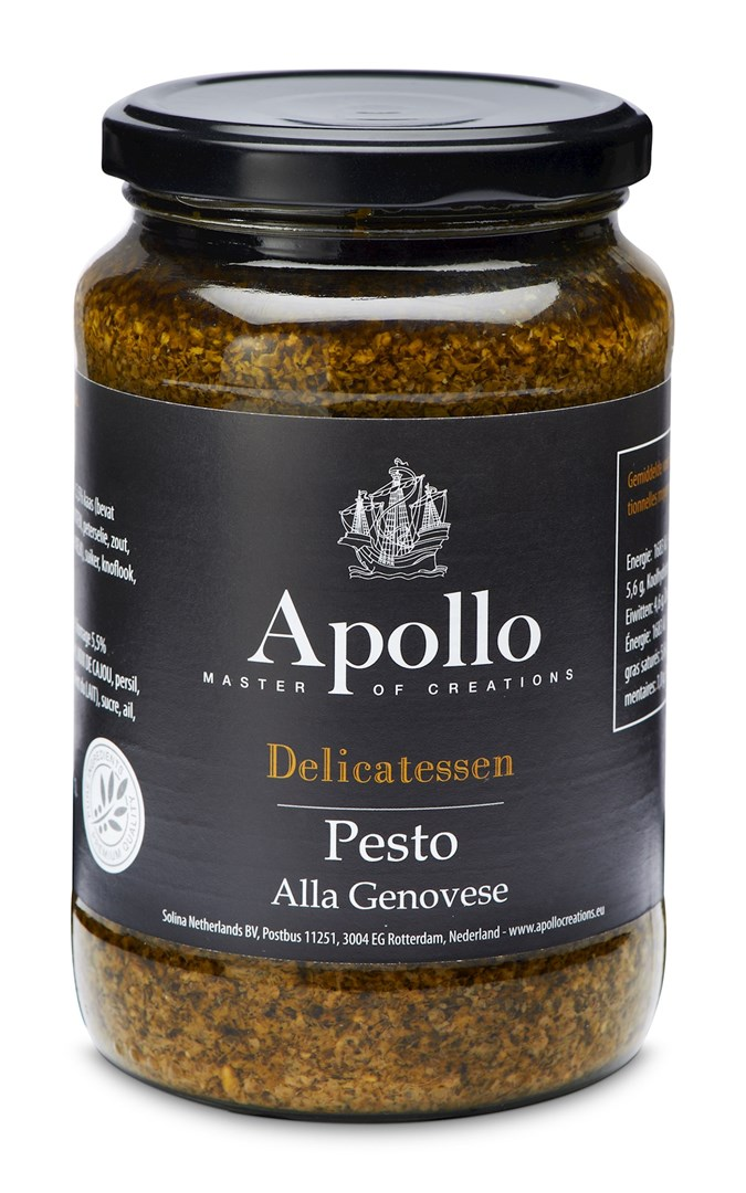 Productafbeelding Pesto Genovese à 500 ml
