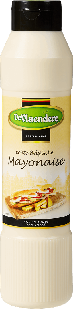 Productafbeelding DeVlaendere Mayonaise | Tube 1 L