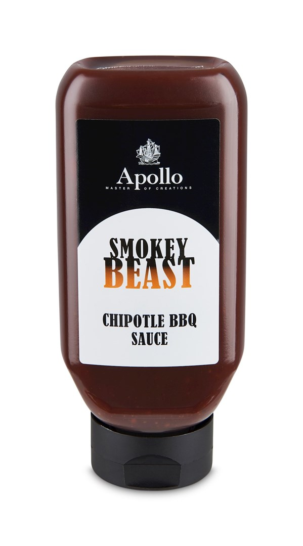 Productafbeelding BBQ sauce chili chipotle 670ml