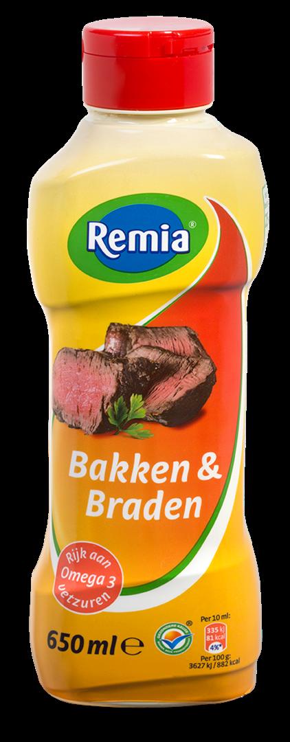 Productafbeelding Remia Bakken en Braden   Tube 650 ML
