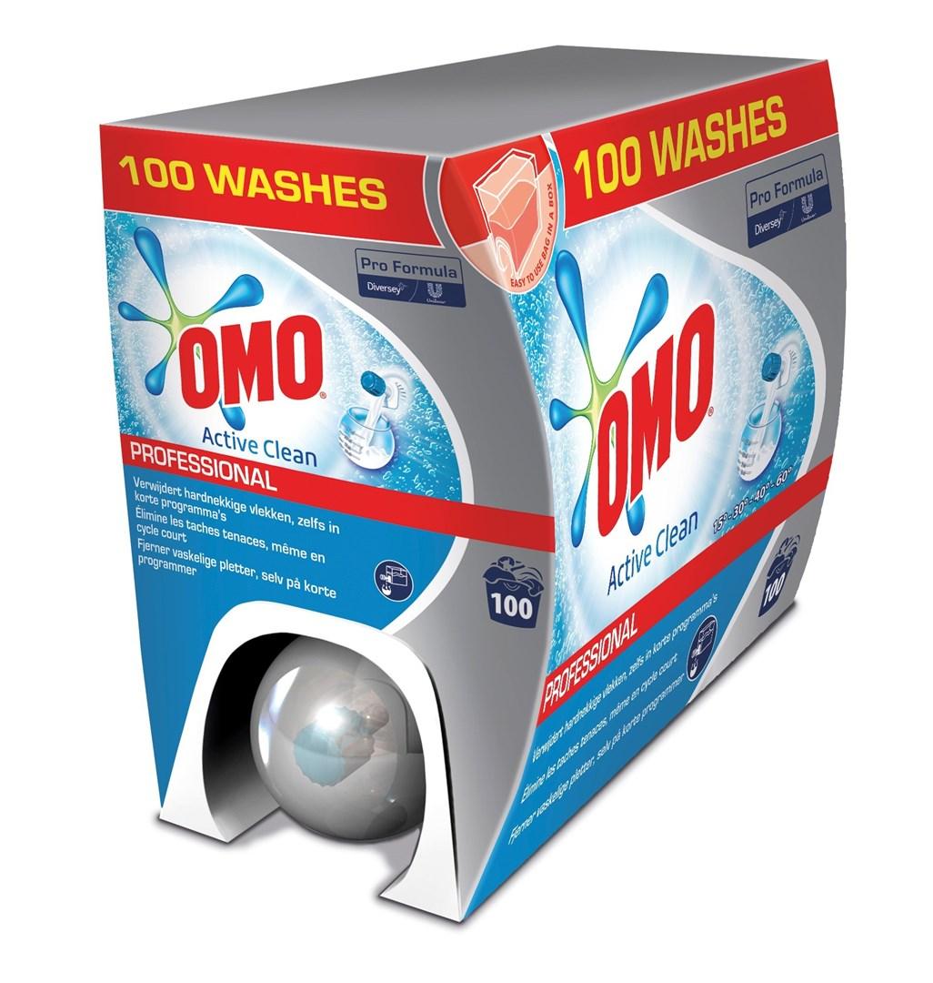 Productafbeelding Omo Prof. Wit 7,5 L / 100 wasbeurten