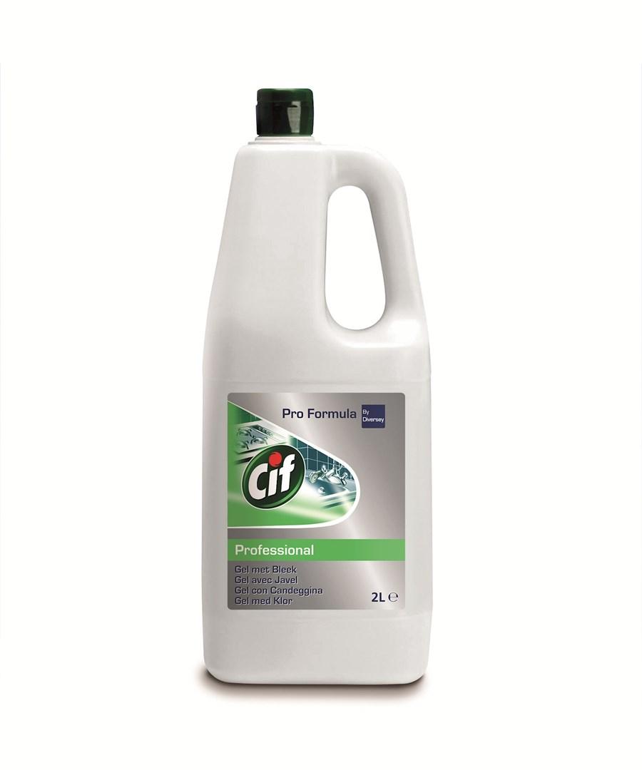 Productafbeelding Cif PF.Gel with Bleach 6x2L B,F,I,NL