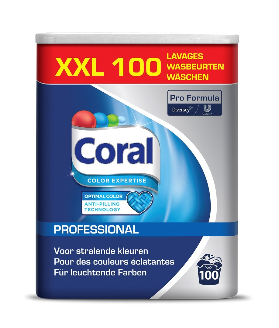 Productafbeelding Coral Prof.Optimal Color 6.25Kg A,B,D,I