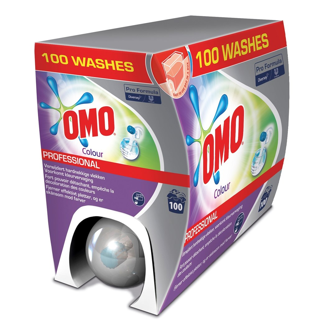 Productafbeelding Omo Prof. Color 7,5 L / 100 wasbeurten