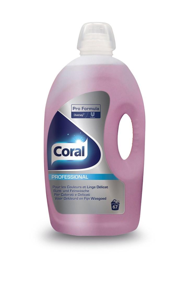 Productafbeelding Coral PF.Delicates Liq. 2x5L W144