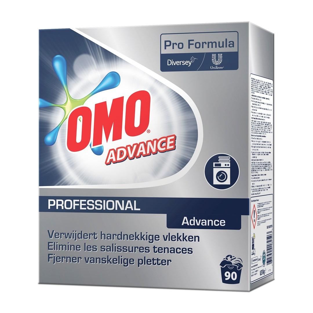 Productafbeelding Omo Pro Formula Advance 8,55 kg / 90 wasbeurten