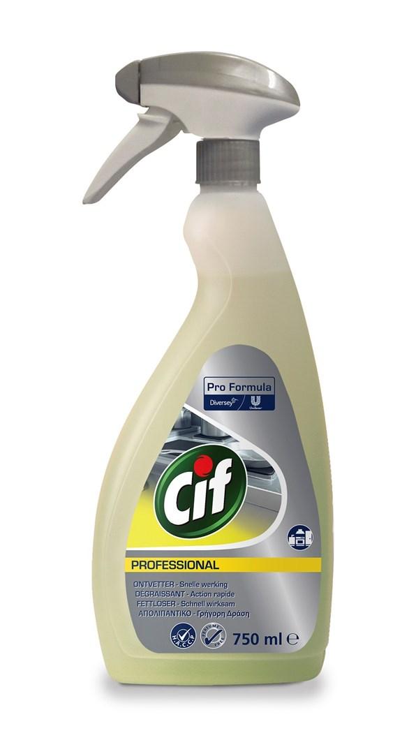 Productafbeelding Cif Pro Formula Krachtige Keukenontvetter 750 ml