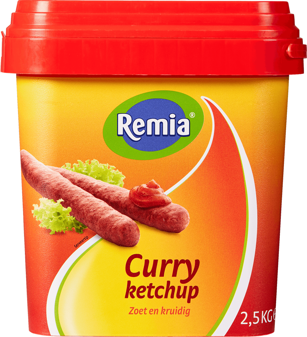 Productafbeelding Remia Curry Ketchup | Emmer 2,5 KG