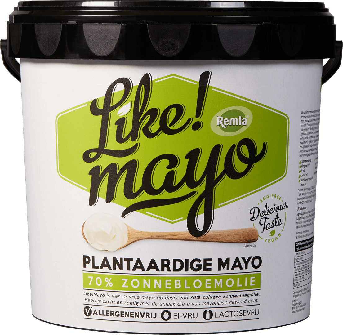 Productafbeelding Remia Like!Mayo | Emmer 10 L