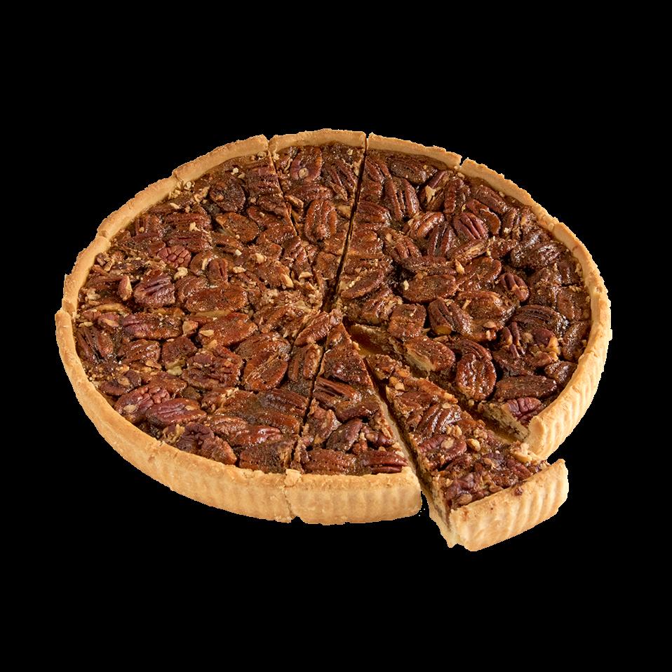 Productafbeelding Pecantaart glutenvrij - 14 punten