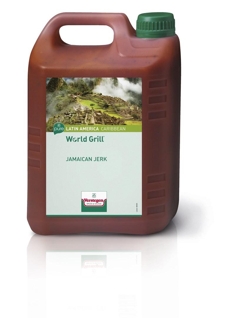 Productafbeelding World Grill Jamaican jerk 2,5 LT kan