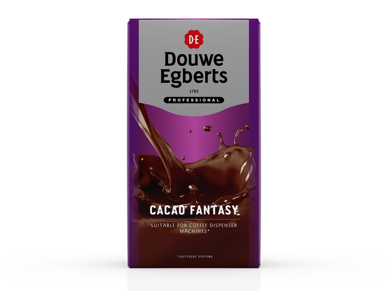 Productafbeelding Douwe Egberts Cacao Fantasy Oplos Choco Vloeibaar 2l