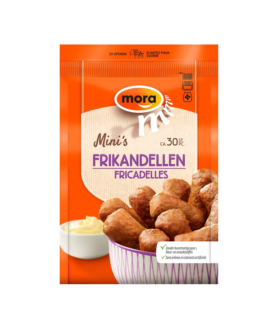 Productafbeelding 9937 Mini's Frikandellen ca. 30x26g