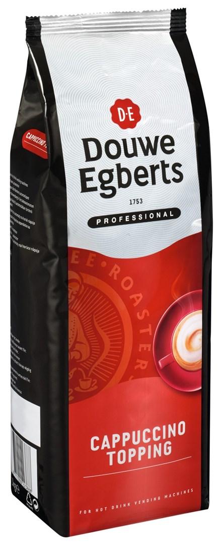 Productafbeelding Douwe Egberts Cappuccino Topping Koffiemelkpoeder Zak 1000g