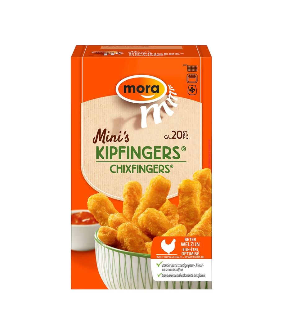 Productafbeelding 9934 Mini's Kipfingers® ca. 20x12g