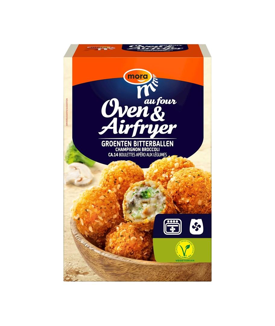 Productafbeelding 9473 Oven & Airfryer Groenten Bitterballen 280g