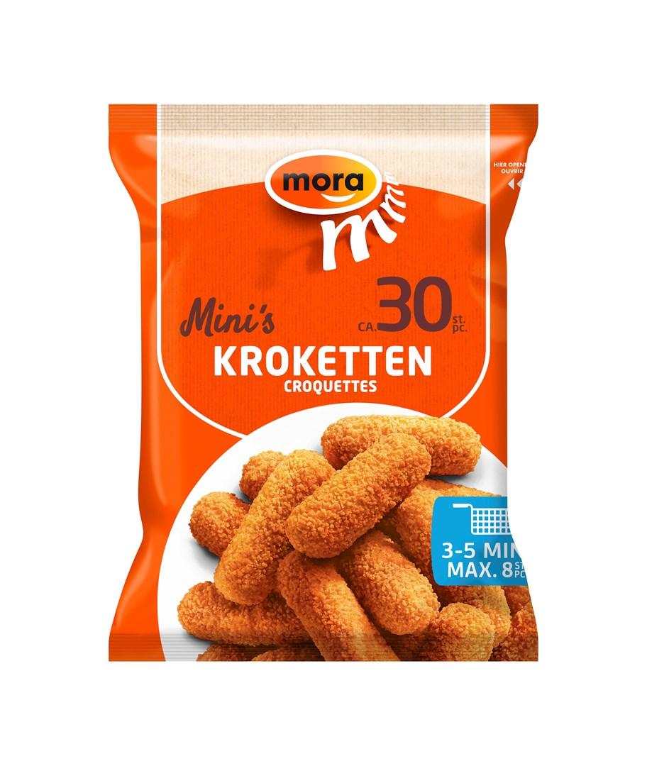 Productafbeelding 1125 Mini's Kroketten ca. 30x35g