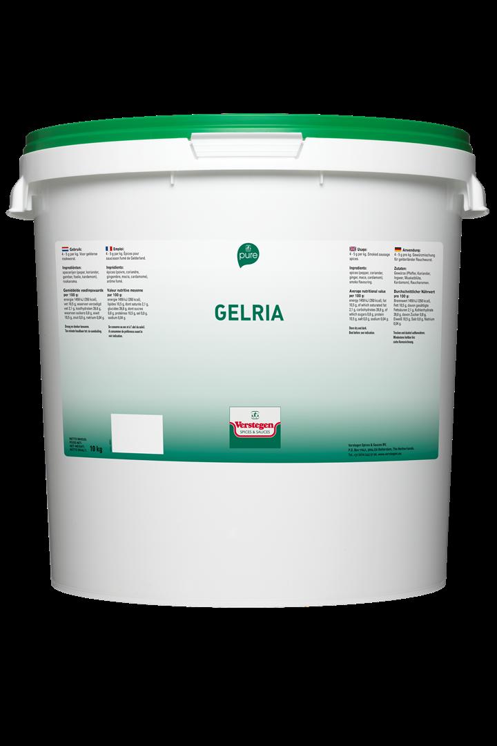 Productafbeelding Verstegen  Gelria  10 KG emmer