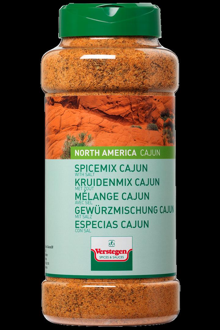 Productafbeelding Verstegen  kruidenmix Cajun 900 g pot