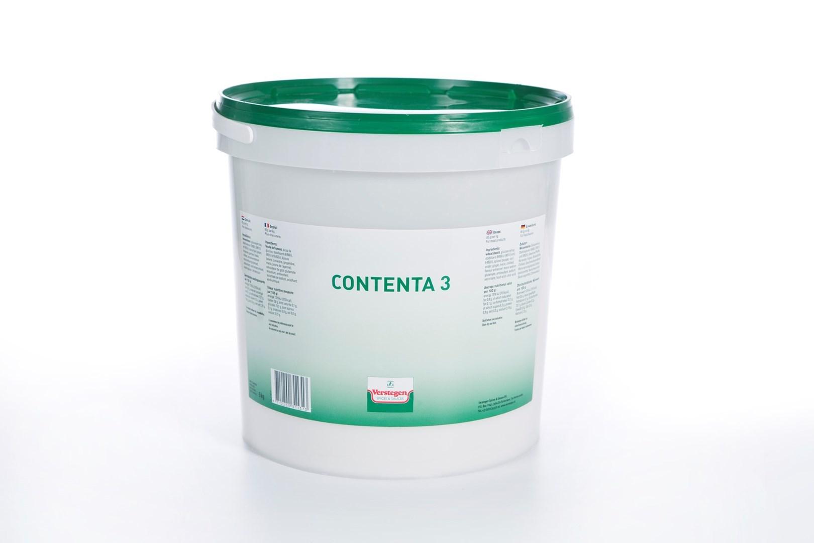 Productafbeelding Verstegen  Contenta 3   5000 g emmer