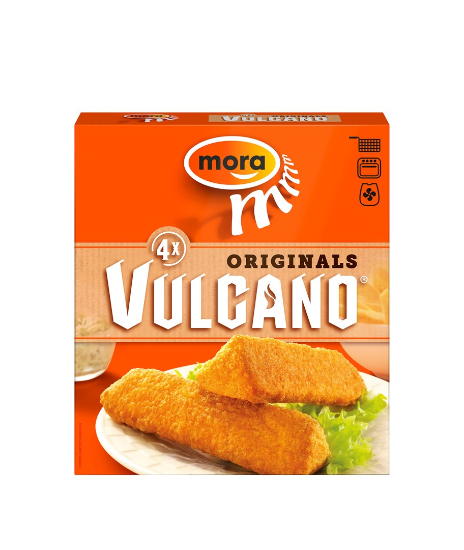 Productafbeelding 9005 Vulcano® 4x80g