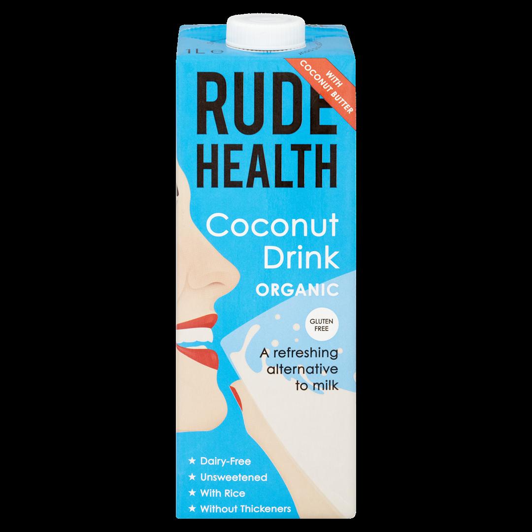Productafbeelding  Rude Health Coconut Drink BIO