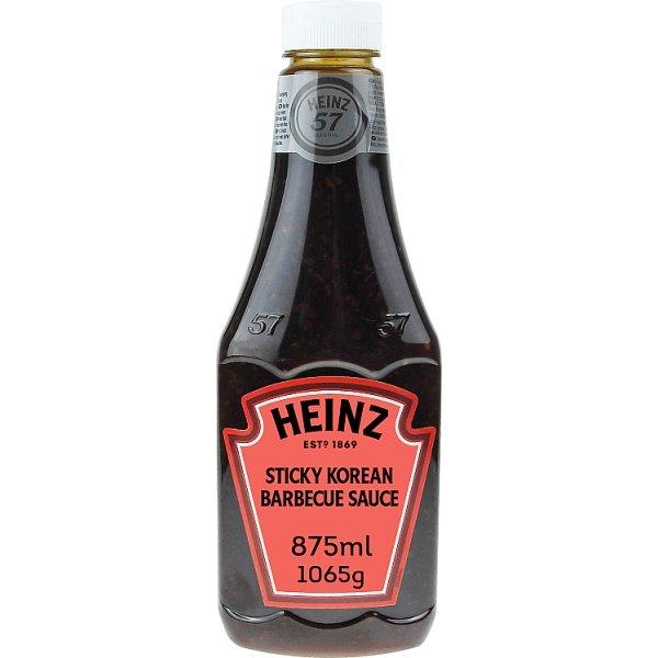 Productafbeelding Heinz Sweet BBQ Sauce