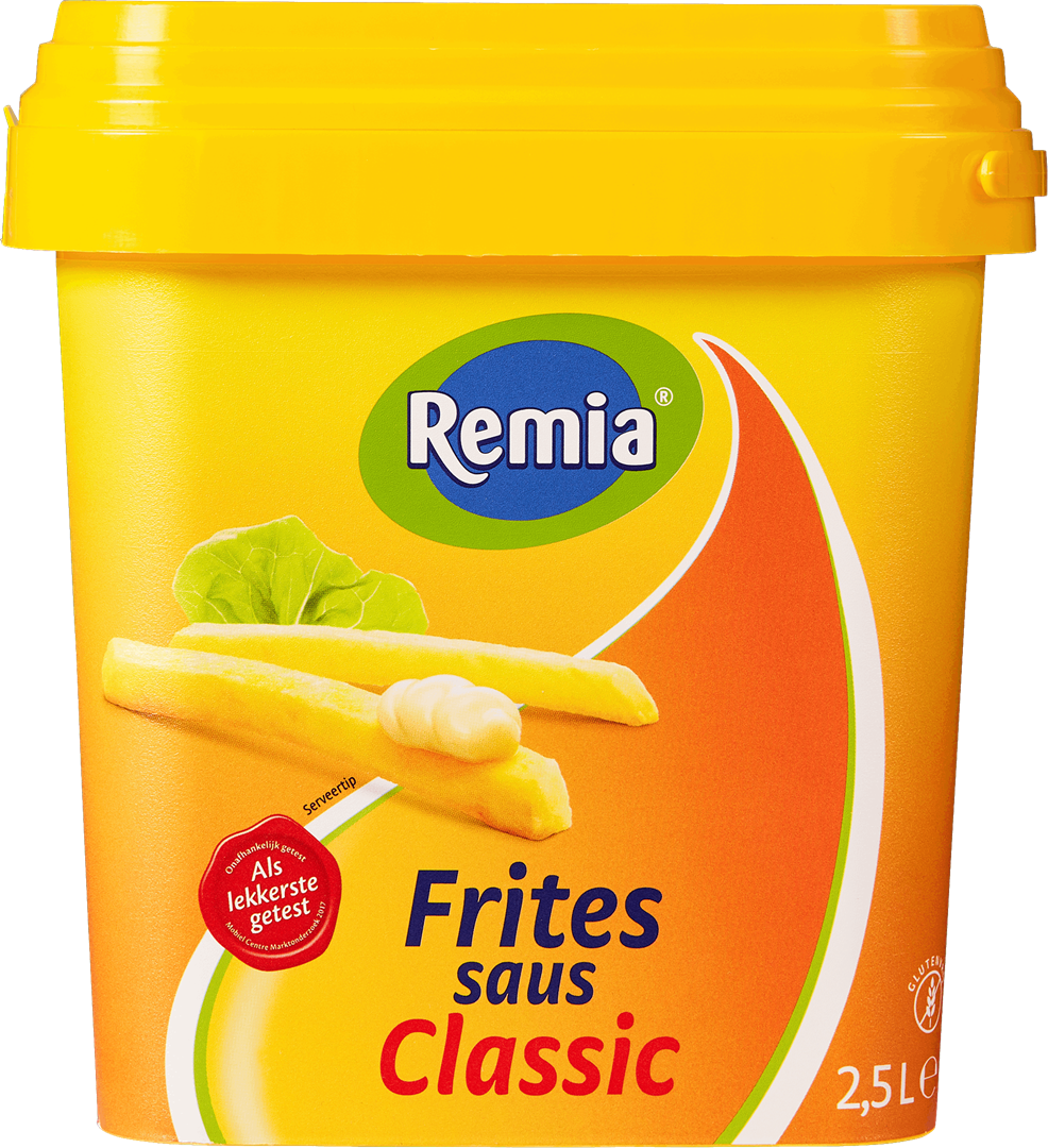 Productafbeelding Remia Fritessaus Classic | Emmer 2,5 L
