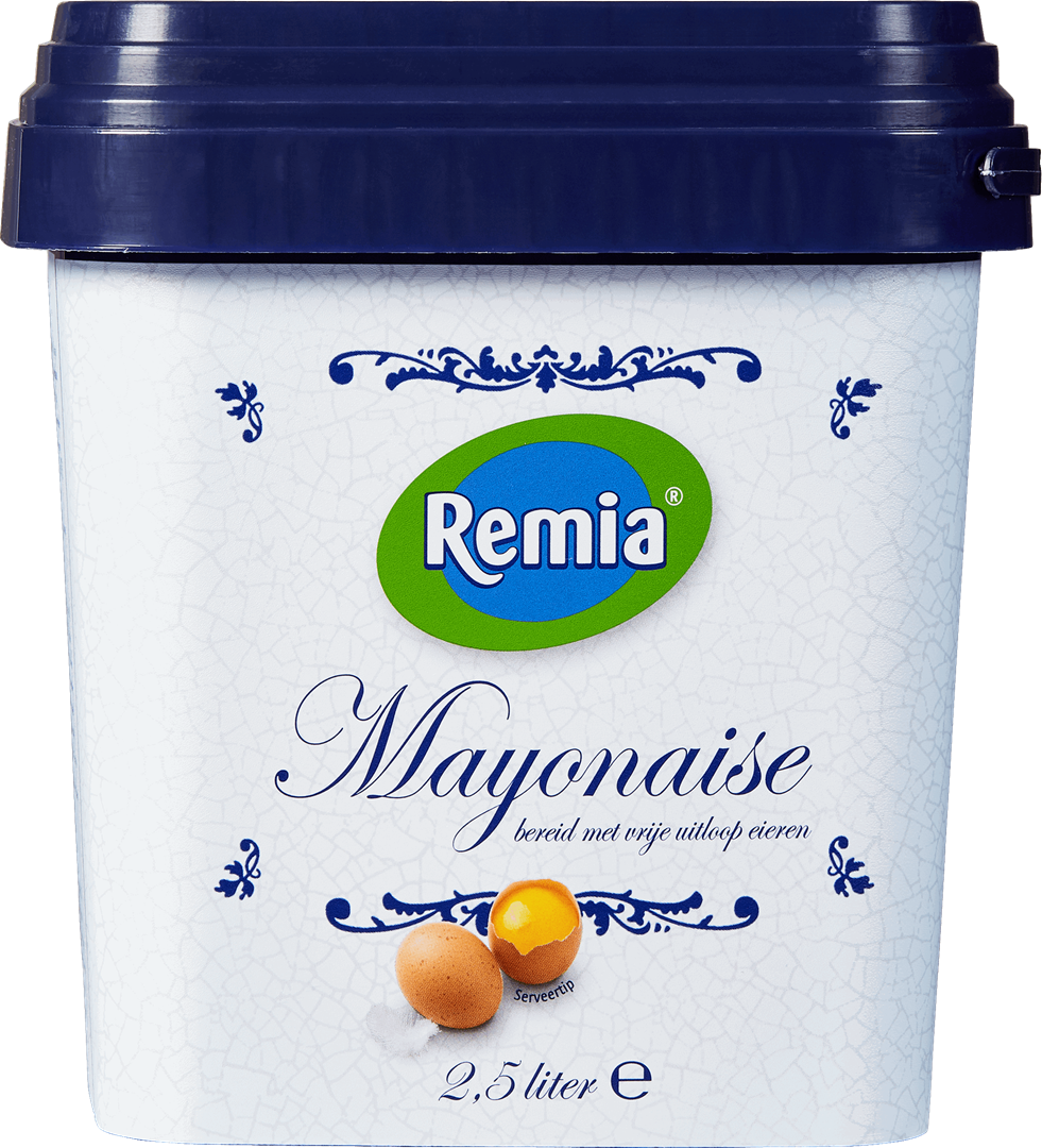 Productafbeelding Remia Mayonaise Original   Emmer 2,5 L