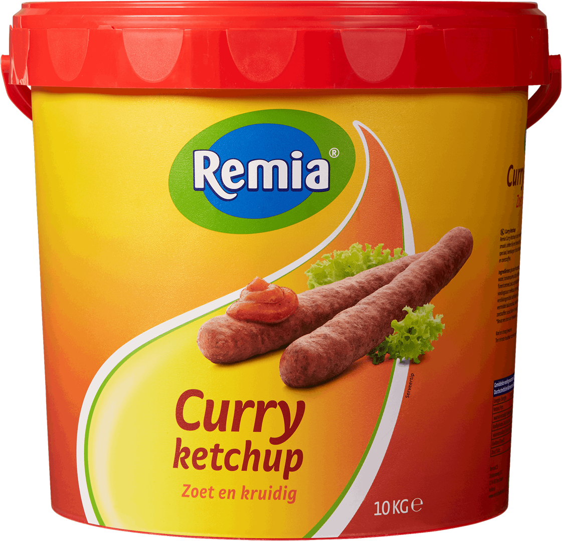 Productafbeelding Remia Curry Ketchup | Emmer 10 KG