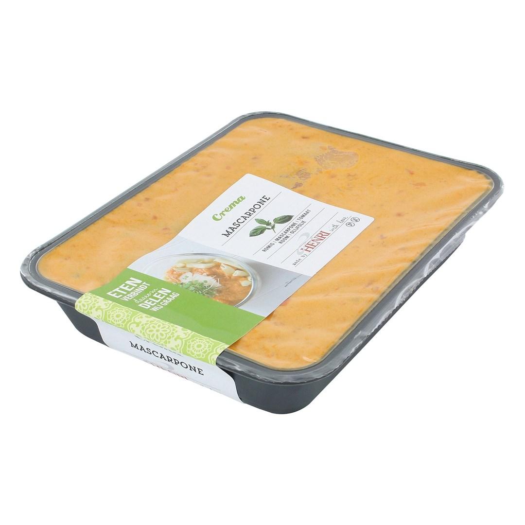 Productafbeelding Pastasaus tomaat-mascarpone