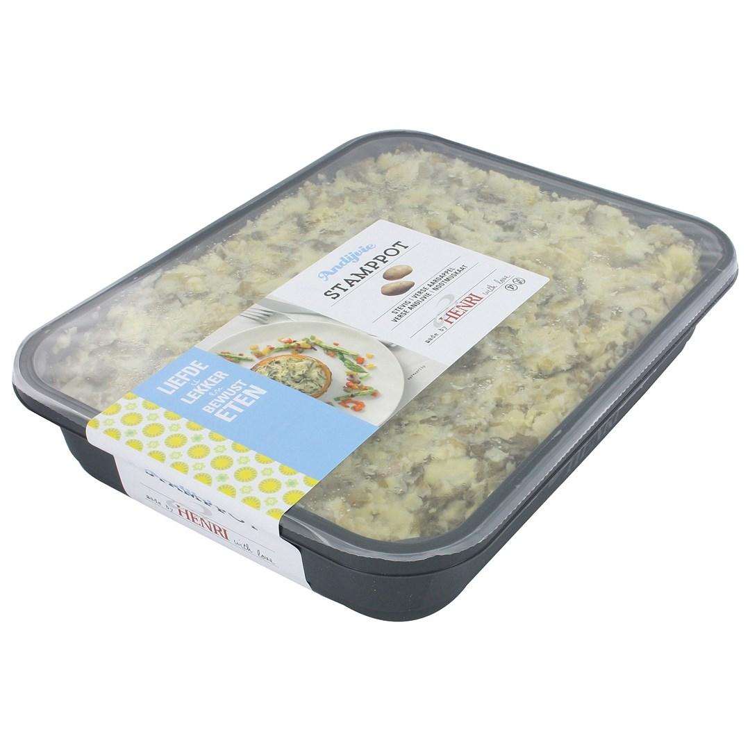 Productafbeelding Andijviestamppot (vegetarisch)