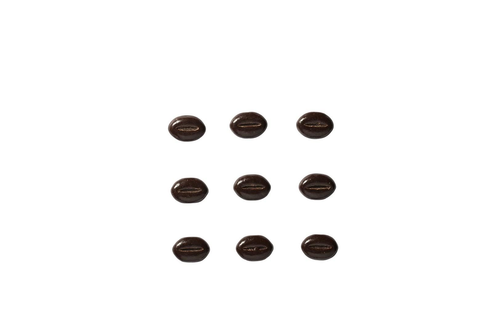 Productafbeelding Mona Lisa 3D chocolade - mokkabonen - zak 1 kg