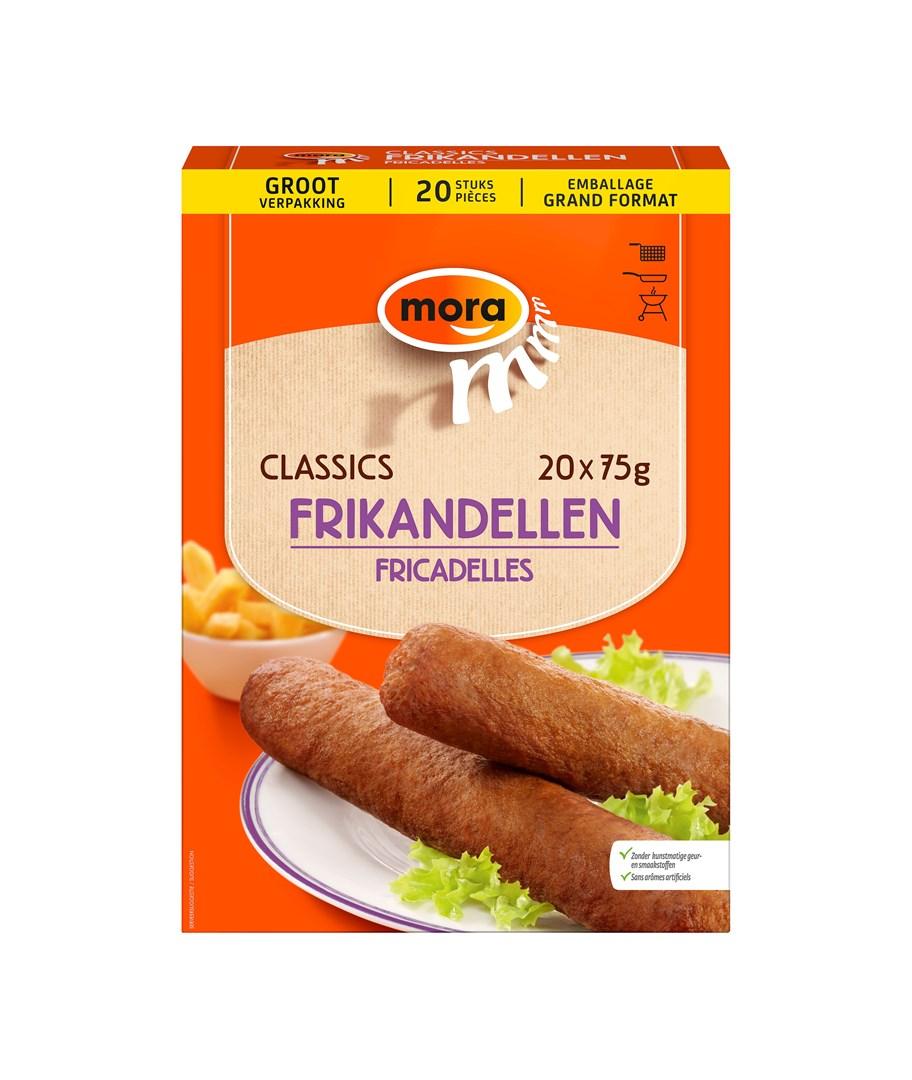 Productafbeelding 9398 Classics Frikandellen 1500g