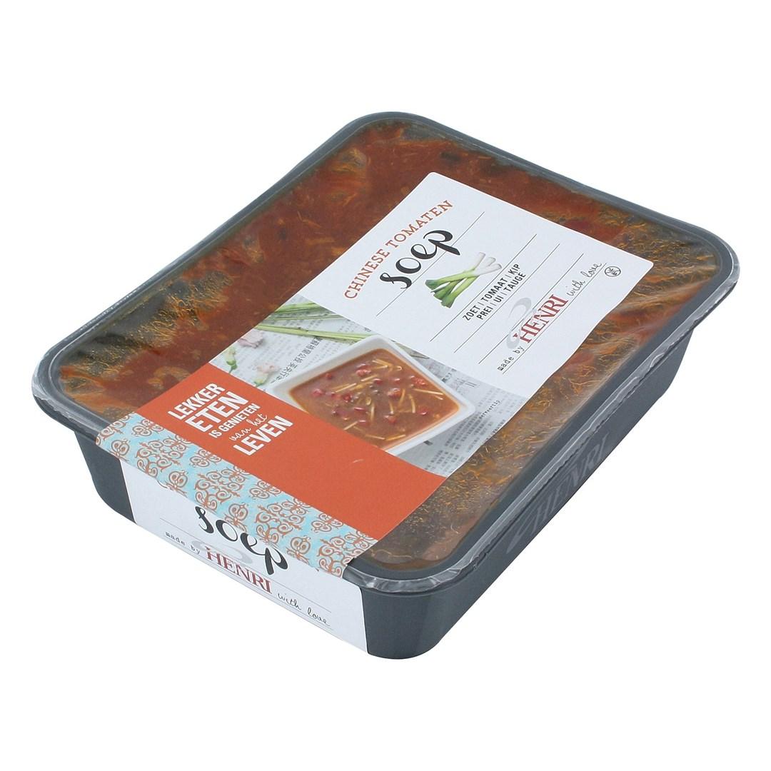 Productafbeelding Chinese tomatensoep 3* BLK