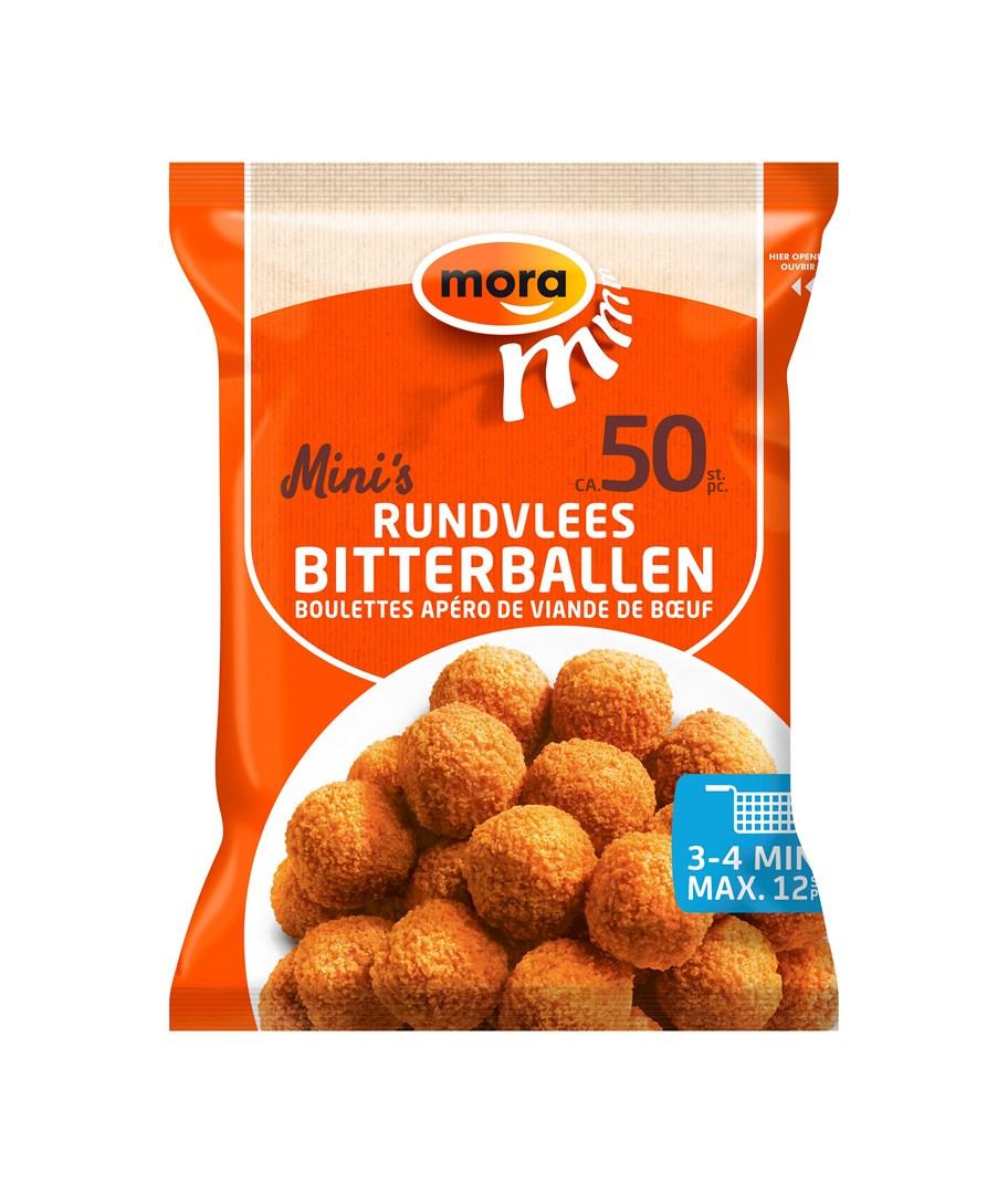 Productafbeelding 1123 Rundvlees Bitterballen 1000g